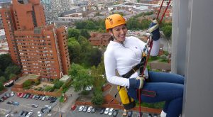 Charity Abseiling