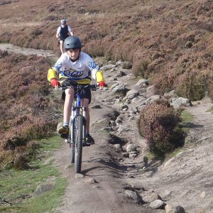 Mountain biking for family groups