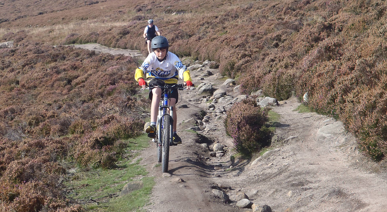 Mountain Biking Introduction course private booking