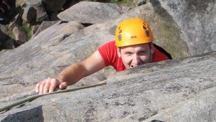 sport climbing courses